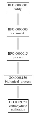 Graph of GO:0009758