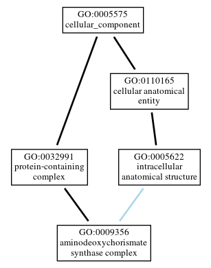 Graph of GO:0009356