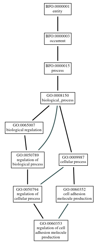 Graph of GO:0060353