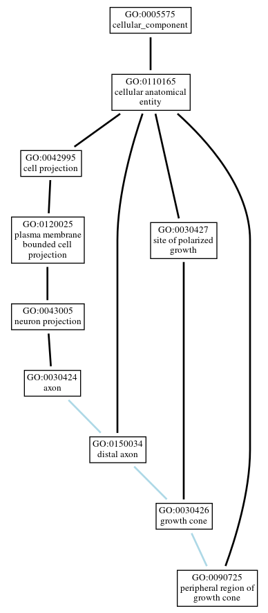 Graph of GO:0090725