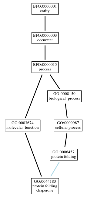 Graph of GO:0044183