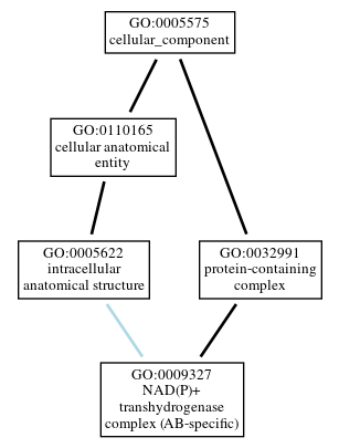 Graph of GO:0009327