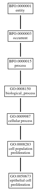 Graph of GO:0050673