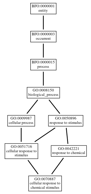 Graph of GO:0070887