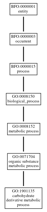 Graph of GO:1901135