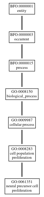 Graph of GO:0061351